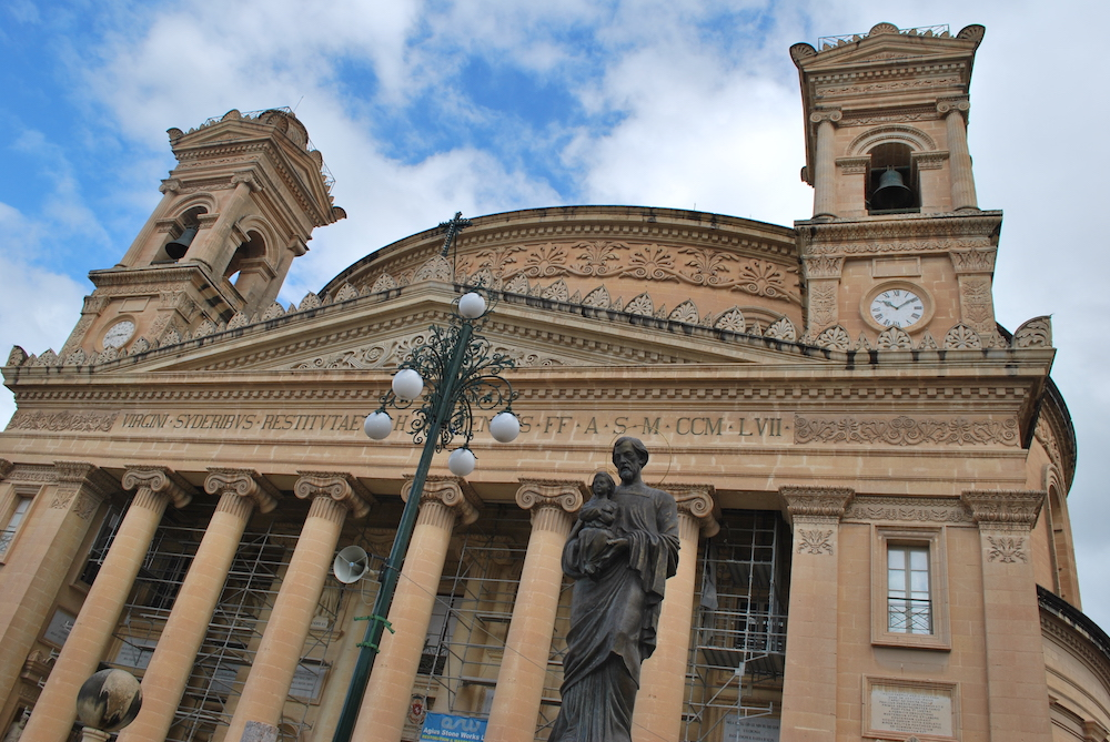 Visit Malta - Mosta Rotunda