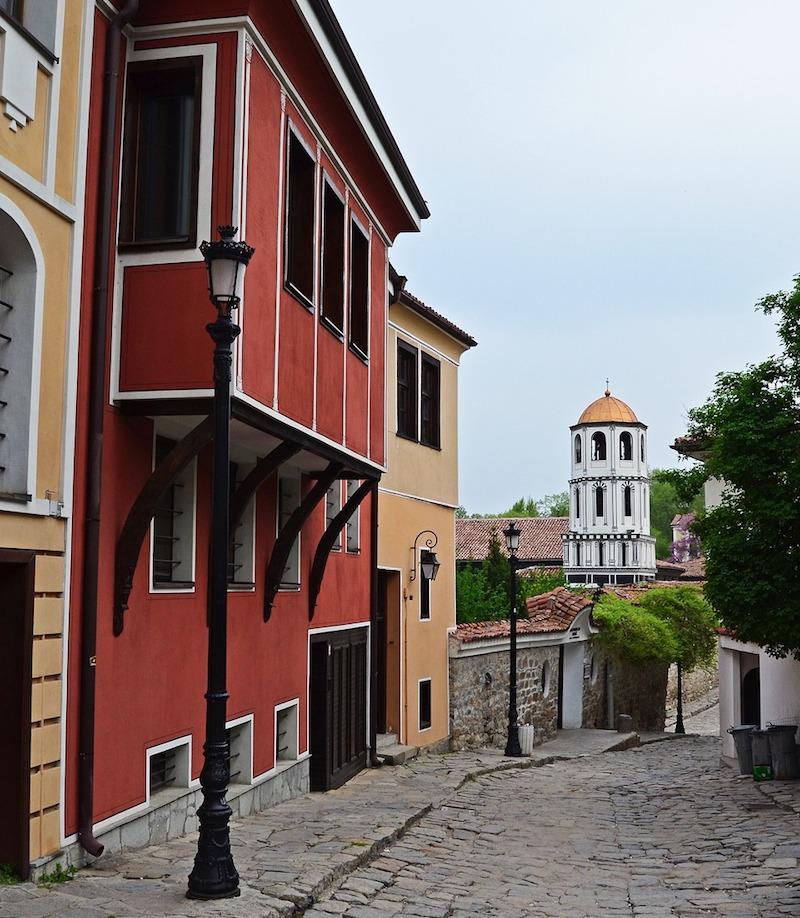 Plovdiv Bulgaria European capital of culture 2019