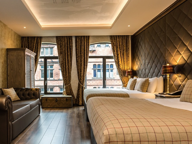 Shankly Hotel Liverpool - hotels in Liverpool city centre
