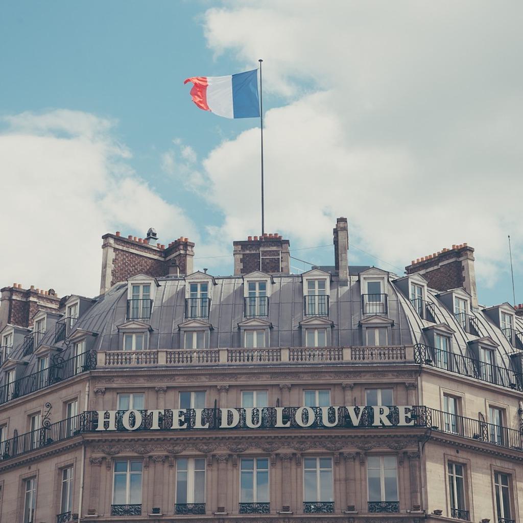 Handpicked hotels - Hotel du Louve Paris