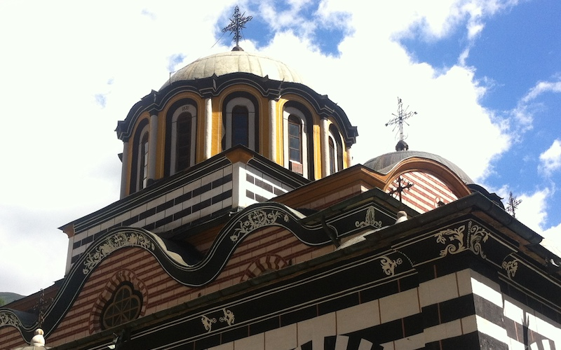 Reasons to visit Bulgaria - Rila Monastery