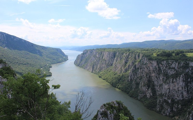 national parks in Serbia